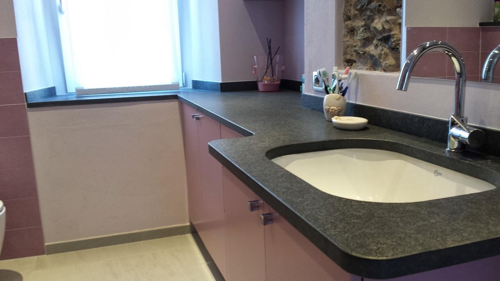 Graniti cusio stone 39 s park top bagno - Top bagno okite ...