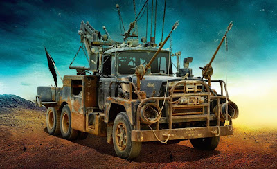 Mad Max Fury Road Mack