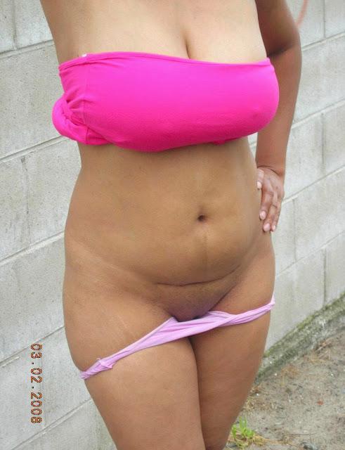 Indian aunty panty