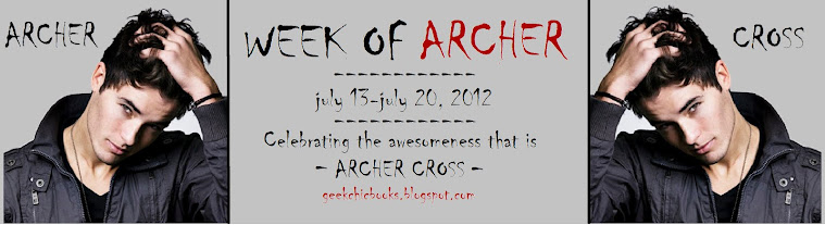 WEEK OF ARCHER