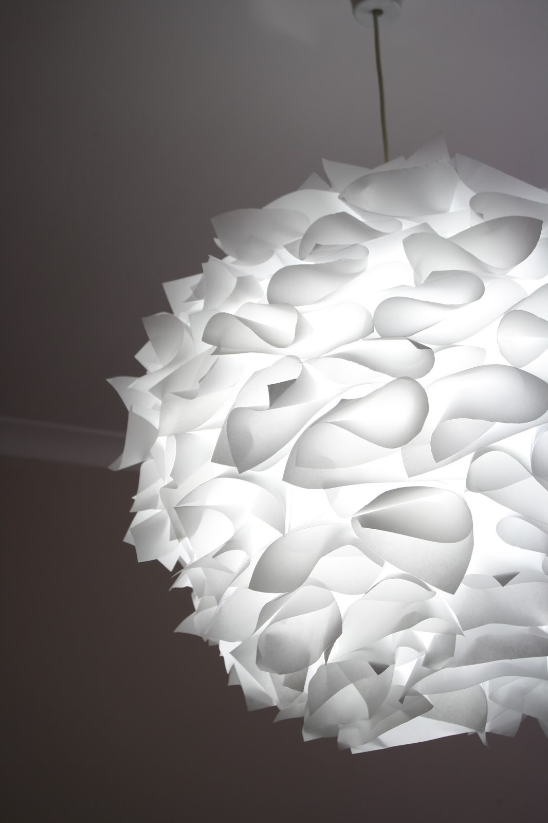 lampshade paper This elegant round lampshade is handcrafted out of handmade paper size: d39  cm product information specifications who made this shipping and delivery.