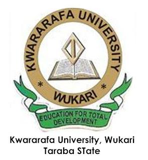 Kwararafa University Wukari Post UTME Past Questions