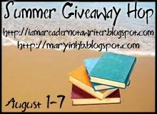 Summer Giveaway Hop Winner!