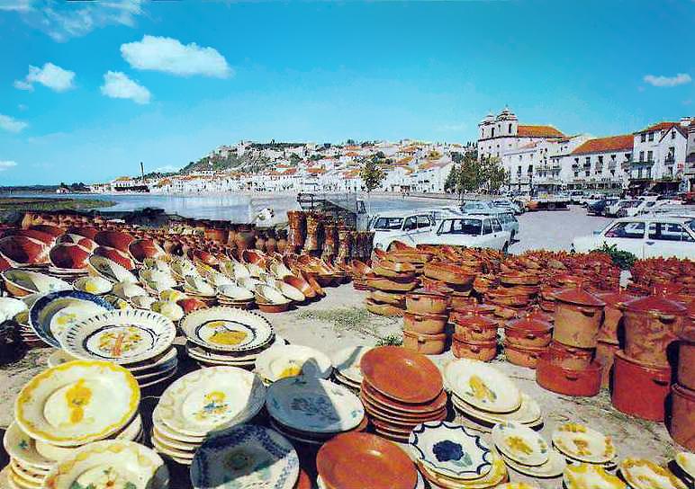 Alcacer Do Sal Portugal  City pictures : Retratos de Portugal: Alcácer do Sal Mercado. Louça Regional