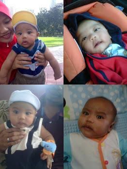 ~Aniq Naufal: 3 Months~
