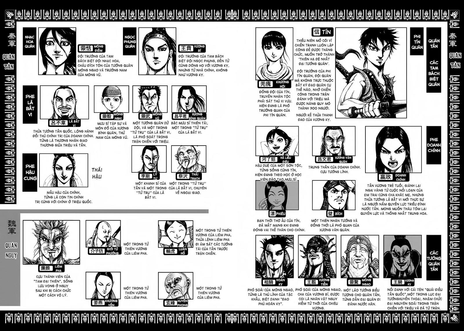 Kingdom – Vương Giả Thiên Hạ (Tổng Hợp) chap 207 page 4 - IZTruyenTranh.com