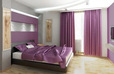 Couleur chambre humeur id es d co moderne - Quelle couleur pour donner de la profondeur a une piece ...