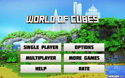 World of Cubes Android Apk Oyunu resimi