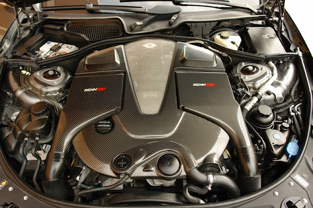 cl65 amg engine renntech