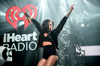 Demi Lovato – KISS 108's Jingle Ball 2015 in Boston