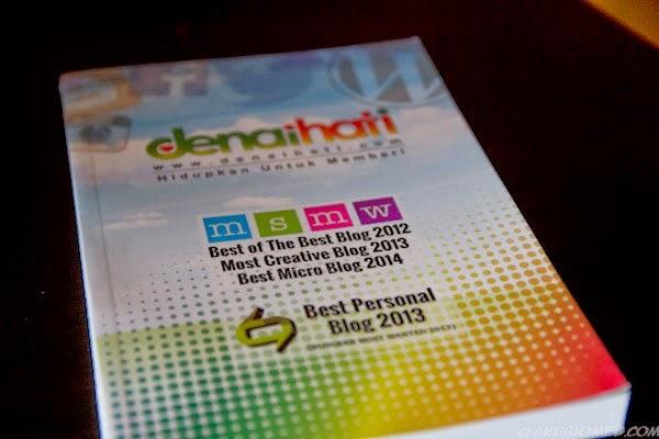 buku Denaihati (Top Blog Malaysia)