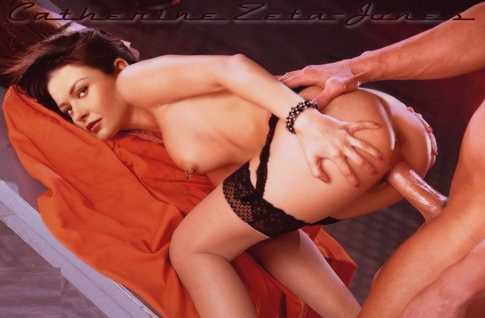 Cathrine Zeta Jones Sex