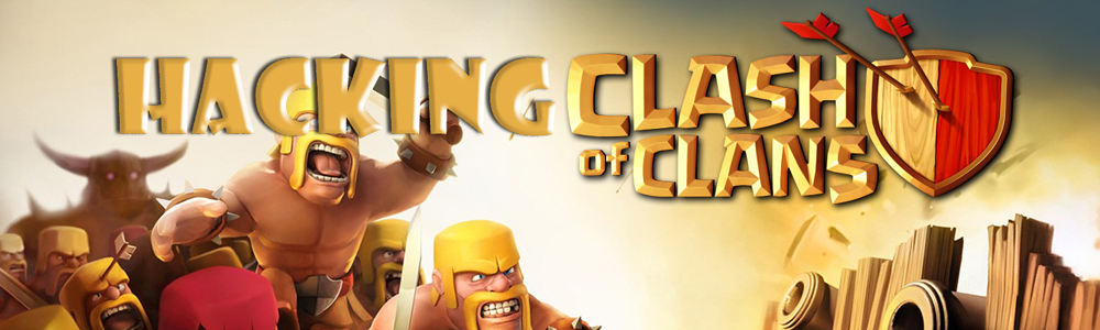 Hacking Clash of Clans