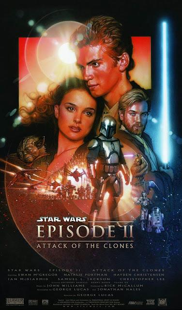 Star Wars Episodio II - L'attacco dei cloni