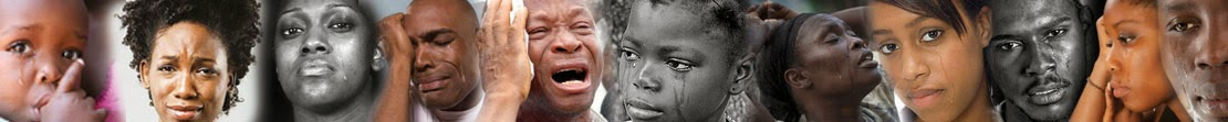 AFRICAN CRYING