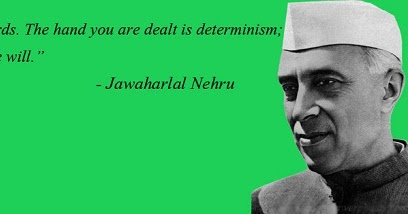 Short Biography of    Jawaharlal Nehru    in Hindi SlideShare