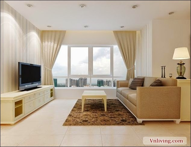 Imperia An Phu 2 bedrooms apartment for rent high floor district 2