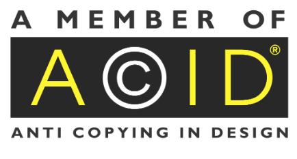 ACID (Anti Copying in Design)