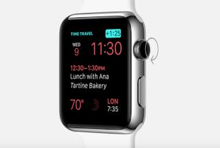 أخيرا آبل تطلق رسميا نظام watchOS 2