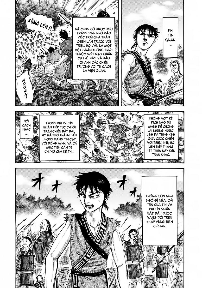 Kingdom – Vương Giả Thiên Hạ chap 174 Trang 19 - Mangak.info