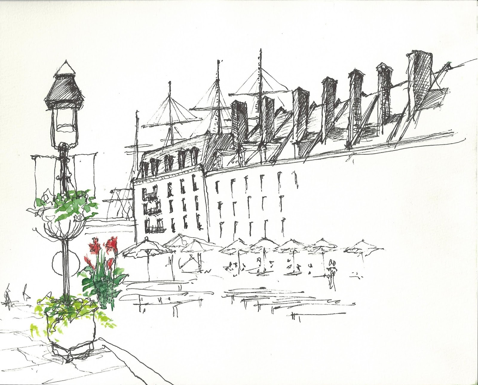 new york city urban sketchers