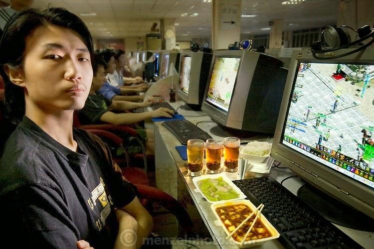 comidas alrededor del mundo diseñador en china