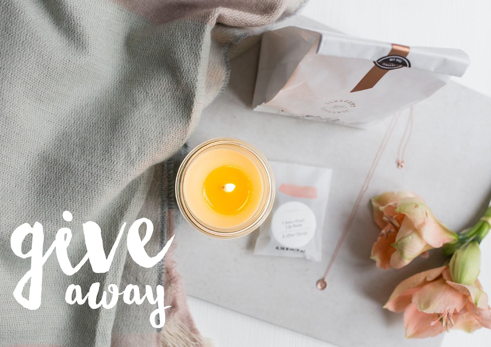 Bloggeburtstags Giveaway