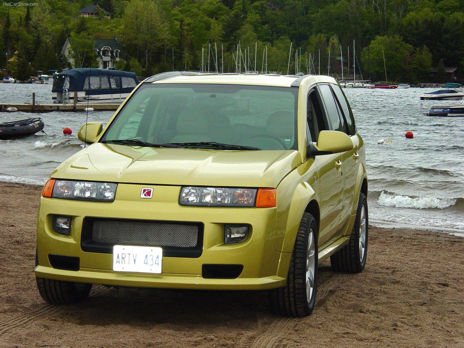 Hình ảnh xe ô tô Saturn Vue Red Line 2004 & nội ngoại thất