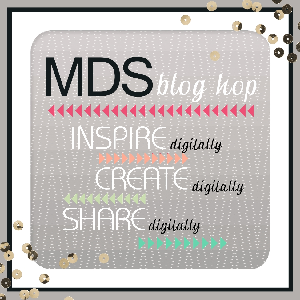 My Digital Studio Blog Hop Designer