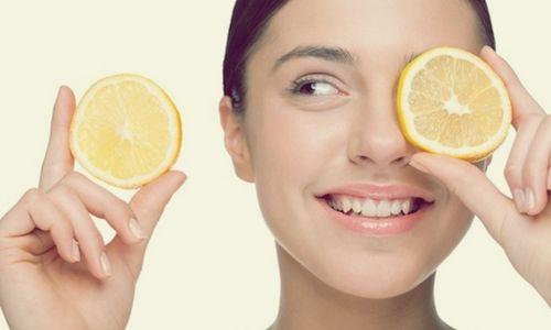 kegunaan jeruk lemon untuk wajah
