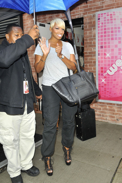 Nene Leakes - Celine Phantom Tote