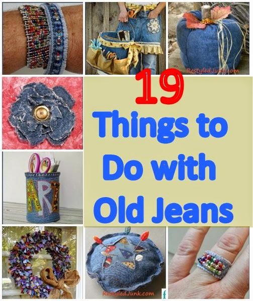 19 things to do with old jeans handy diy