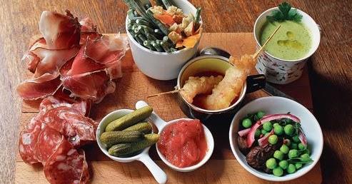 La cuisine espagnole dans toute sa splendeur la tradition tapas - La cuisine espagnole expose ...