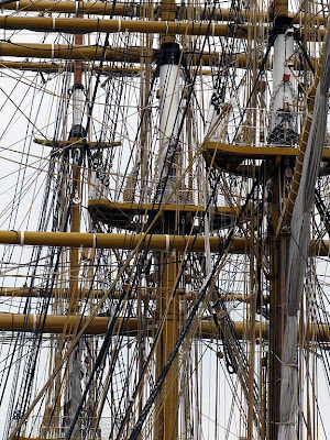 Amerigo Vespucci, tall ship, training ship, Livorno