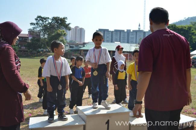 Kejohanan Olahraga Tahunan ke 19 SK Taman Seri Rampai