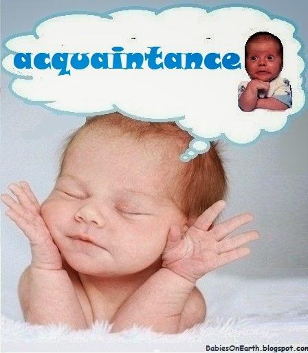 acquaintance