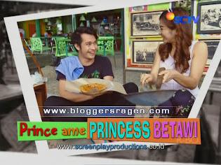 Sinopsis Prince Ame Princess Betawi