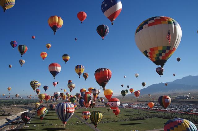 Albuquerque Hot Air Balloon Festival7