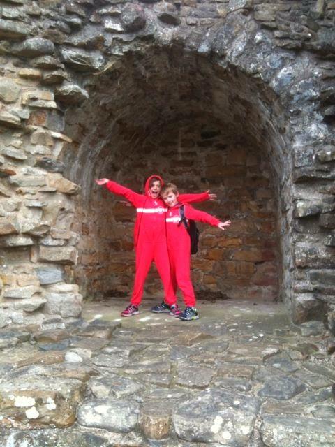 The team at Barnard Castle