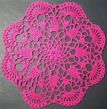 Free Crochet Patterns For Doilies For Beginners : Best Free Crochet Blanket Patterns for Beginners on Pinterest