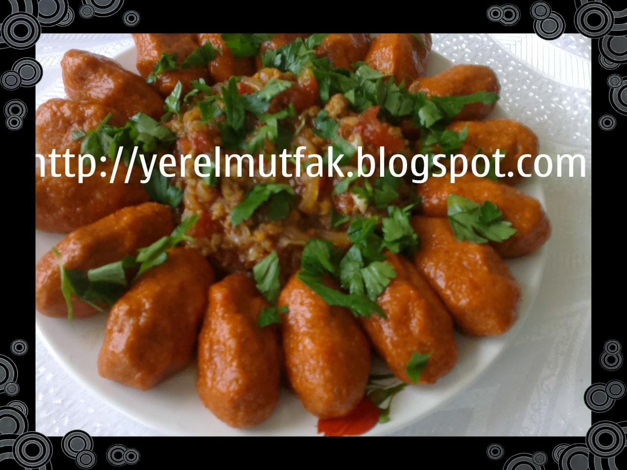 Bulgurlu Köfte Oruk Kebabı Videosu