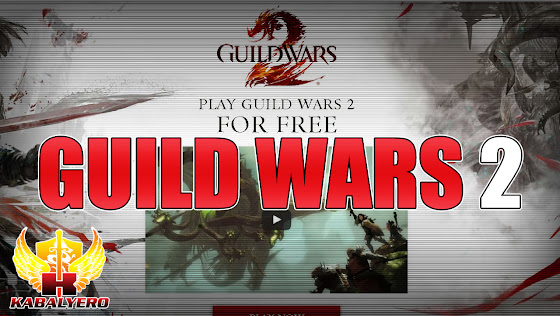 Guild Wars 2 ★ Now Free-To-Play