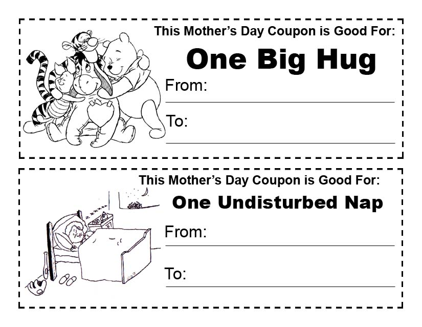 Pages coupons