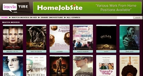 iMoviestube To Watch movies online