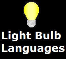 Click image to go to Light Bulb Languages
