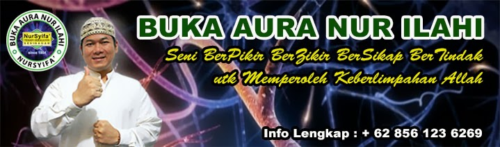 Program Buka Aura Nur Ilahi