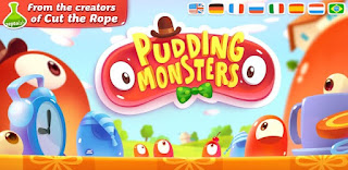 Pudding Monsters Juegos Android