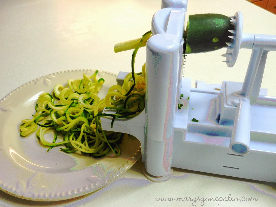 zoodle machine