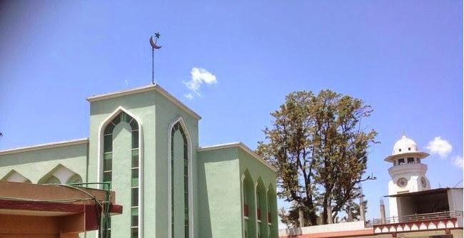 Masjid Jami di Nepal