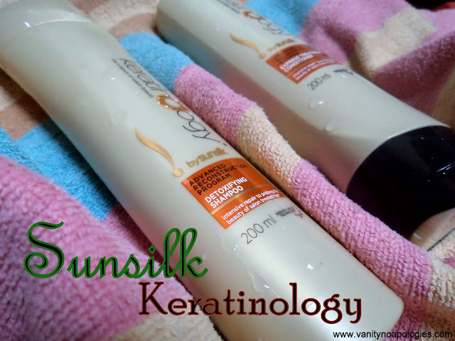 sunsilk keratinology